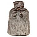 Natuurrubber kruik 2 liter Imitatiebont Chinchilla